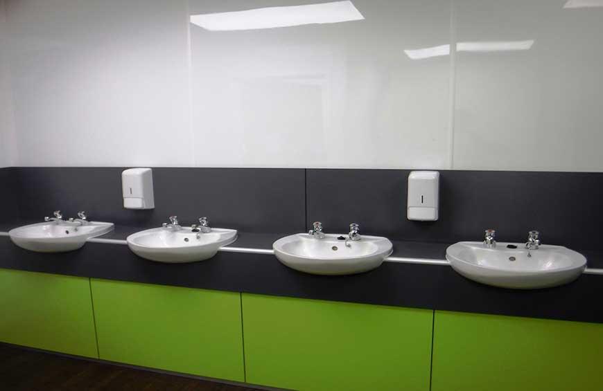 Sinks DVC