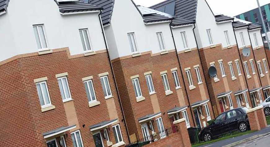 Leeds New Builds